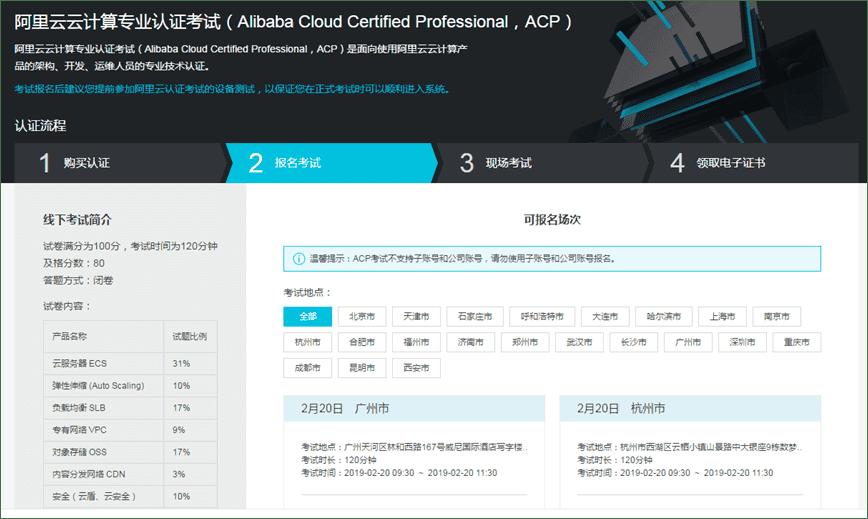 如何获得阿里云的ACP级(Alibaba Cloud Certified Professional)认证?_了解阿里云认证_阿里云认证相关问题_阿里云认证